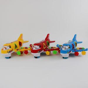 Музыкальный самолетик