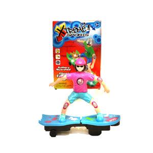 Игрушечный скейт