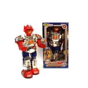 Робот музыкальный игрушечный