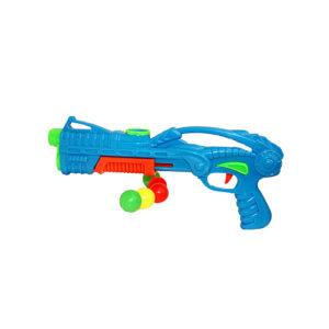 Детский пистолет с шариками
