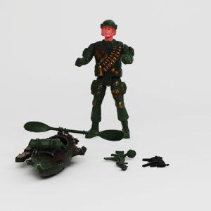 набор солдатика