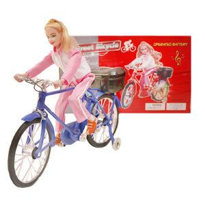 Велосипед музыкальный
