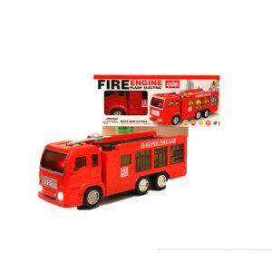 Машина пожарная музыкальная