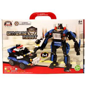 Конструктор 2в1 робот