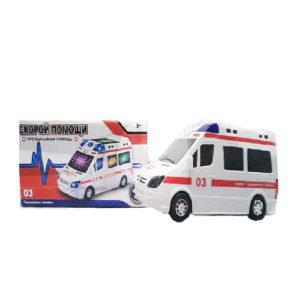 Машинка скорой помощи