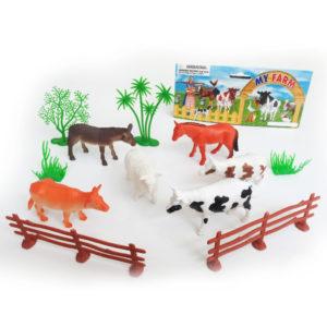 Домашние животные набор