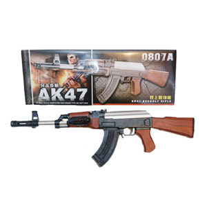 АК 47 в коробке