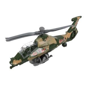 Вертолёт инерционный