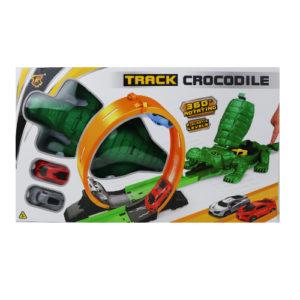 Автотрек Крокодил