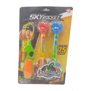 Рогатка со светящимися стрелами