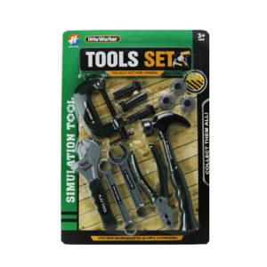 Набор инструментов на блистере