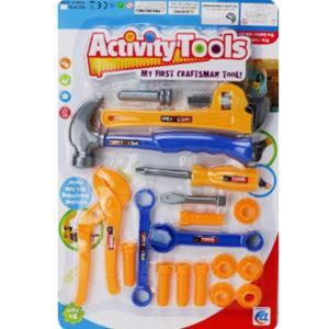 Набор детских инструментов на блистере