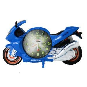 Мотоцикл часы