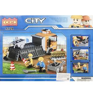 Конструктор город