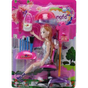 Набор кукла в парикмахерской