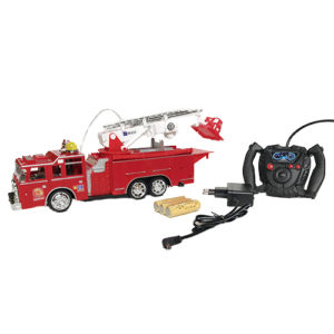Машина пожарная с Д/У аккум